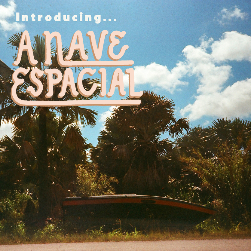 A_nave_espacial_-_introducting_ep_cover
